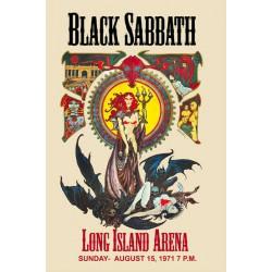 Black Sabbath - Long Island Arena 1971