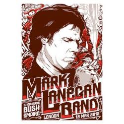 Budich, Joshua - Mark Lanegan, London (Ltd)