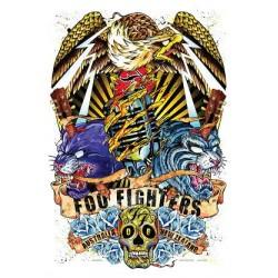 Cooper, Rhys - Foo Fighters, Australia & New Zealand 2008 (Ltd 500)