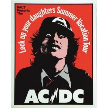 Webber, Graeme - AC/DC, Lock Up Your Daughters Tour 1975-1976