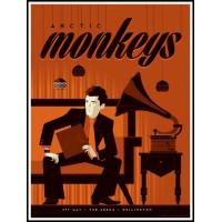 Whalen, Tom - Arctic Monkeys, Wellington (Ltd 245)