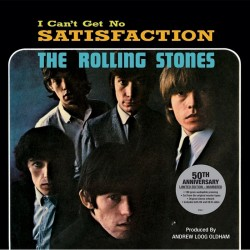 Rolling Stones, The - I Can't Get No Satisfaction (50th Anniversary)