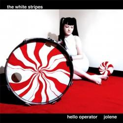 White Stripes, The - Hello Operator / Jolene [7'']